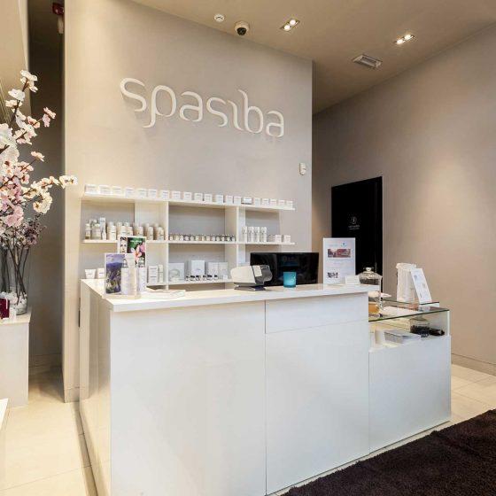 Spasiba - Entrée